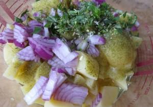 Kartoffeln-vorbereitet
